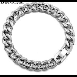 Jewelry - STAINLESS STEEL MEN'S  LINK BRACELET